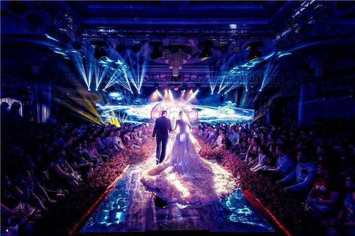 3D全息婚礼