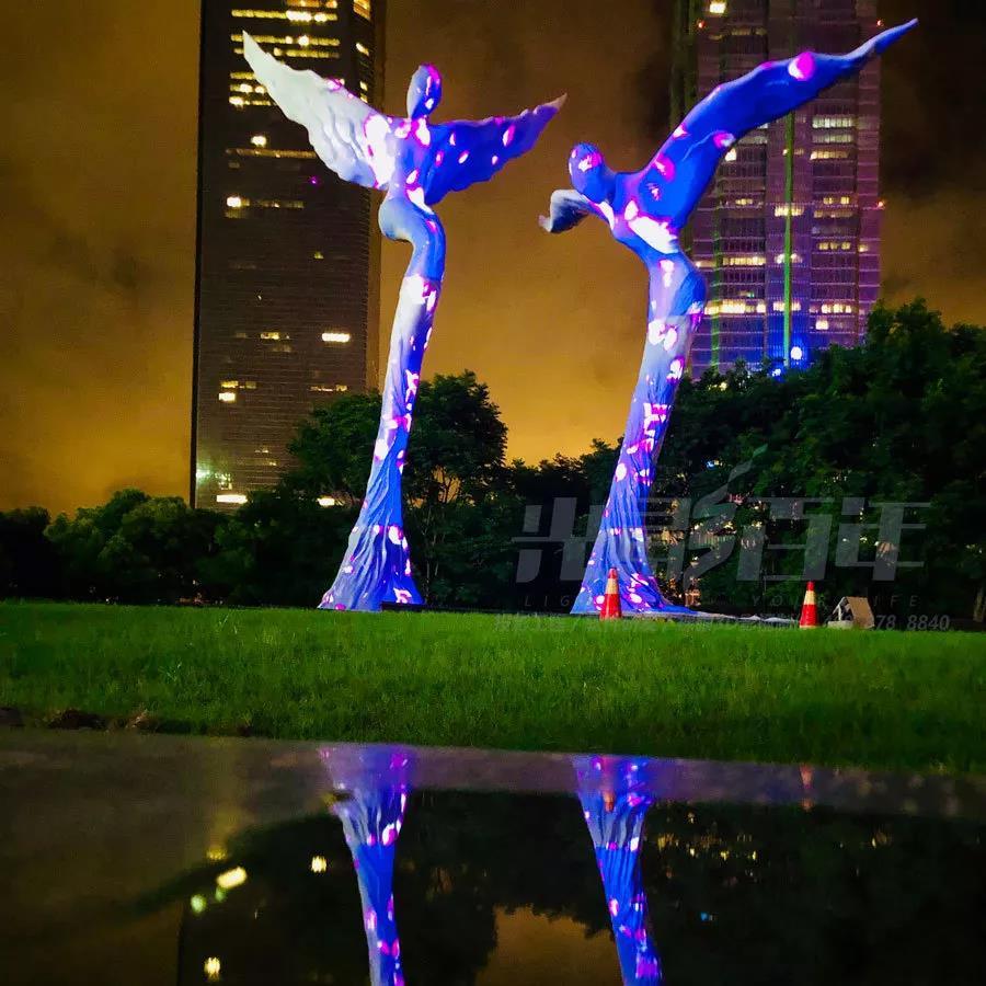 光影百年近作 | 雕像,也可以放飞自我di作