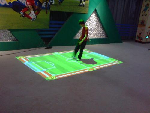5平米地面互动投影的价格