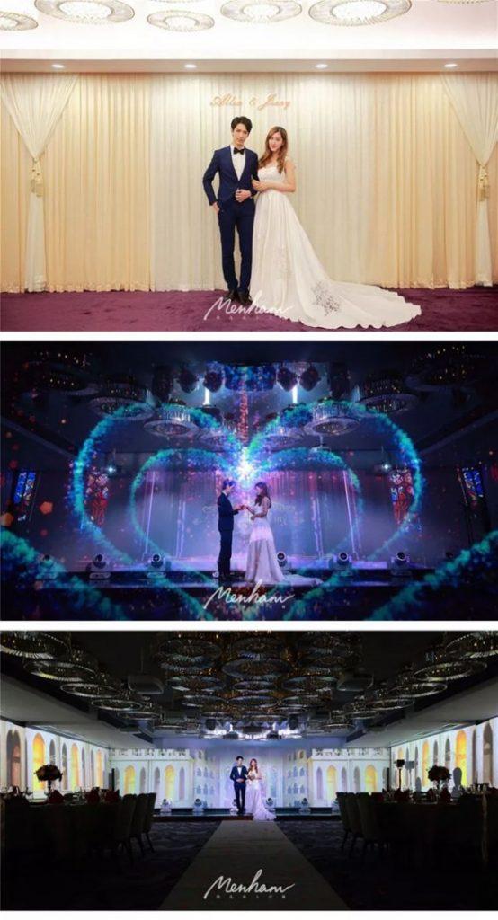 全息投影婚礼
